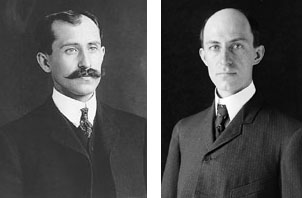 Orville and Wilbur Wright Photos