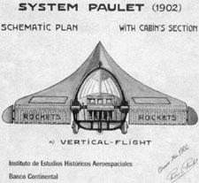 Pedro Paulet: Peruvian Space and Rocket Pioneer